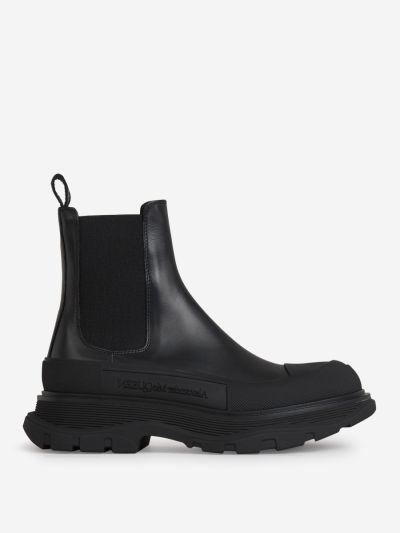 Chelsea Platform Ankle Boots