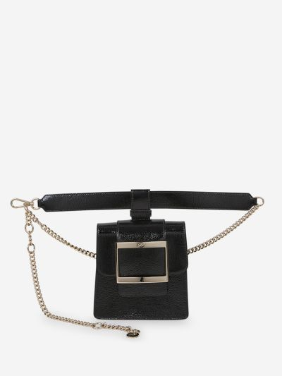 Très Vivier Charm belt bag
