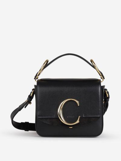 """C"" mini bag"