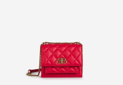 BB Quilted Nappa Bag