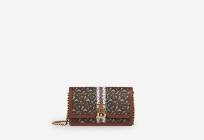 TB Monogram Chain Bag