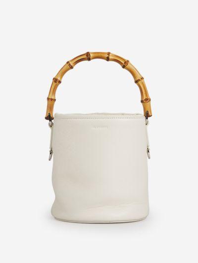 Bamboo Circular Bag