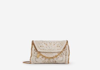 Falabella Mini Crochet Bag