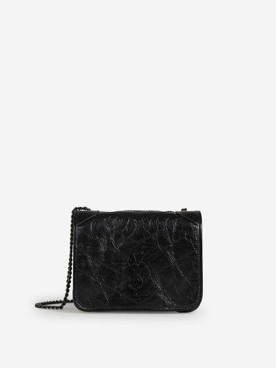 Vintage Niki Leather Bag
