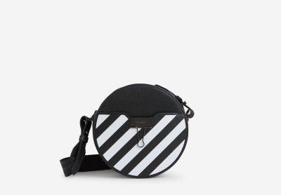 Diag Round Bag