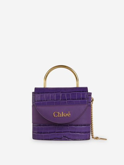Bolso Small Aby Lock Chain