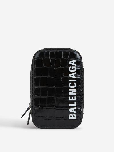 Cash Zip Phone Bag