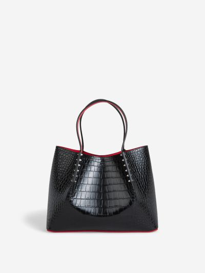 Small Croco Cabarock Bag