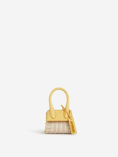 Le Chiquito Raffia Bag