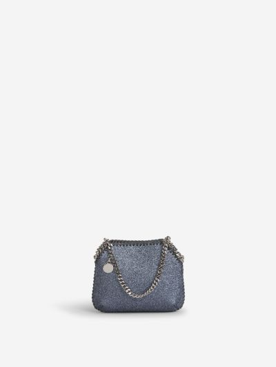 Tiny Falabella Glitter Bag