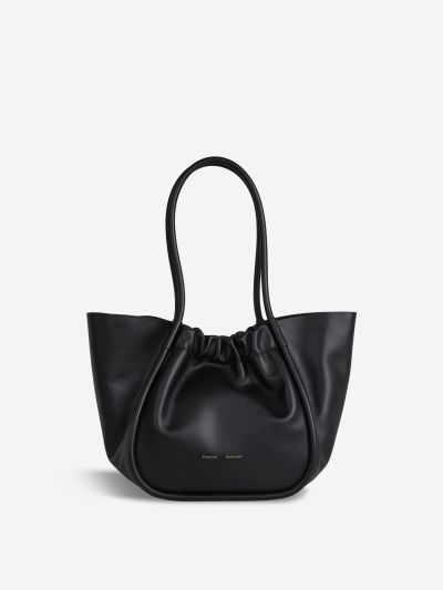 Bolso Tote Large Ruched