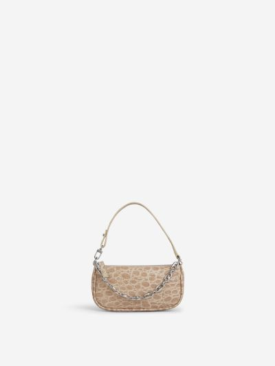 Mini Croco Rachel Bag