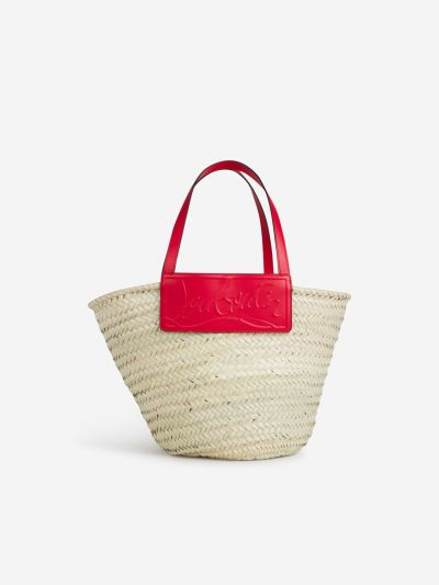 Loubishore Basket Bag