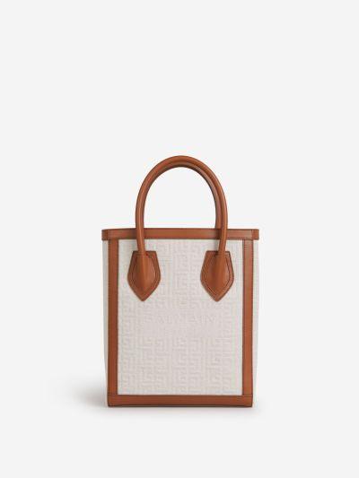 Monogram Shopper Bag
