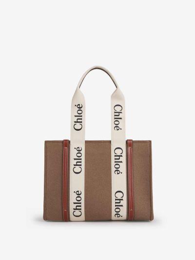 Woody Tote M Bag