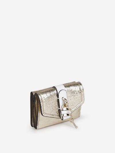 Aby tri-fold purse