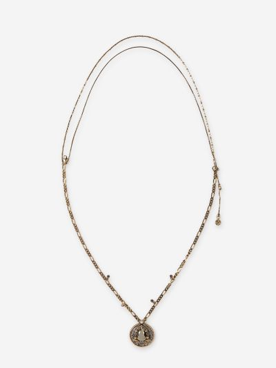Ottone Triple Necklace