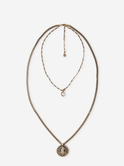 Ottone Double Necklace