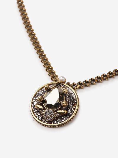 Ottone Double Necklace