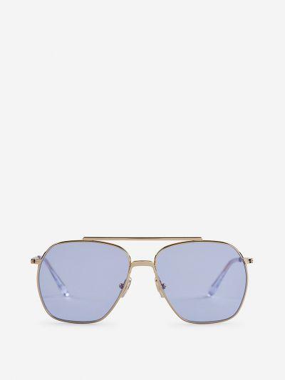 Gafas De Sol Aviador Metal