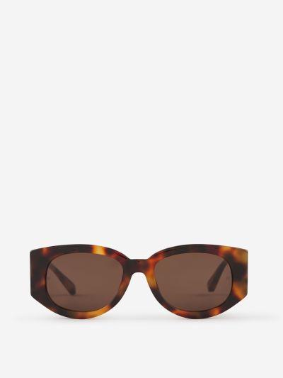 Debbie D-Frame Sunglasses
