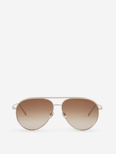 Roberts Aviator Sunglasses