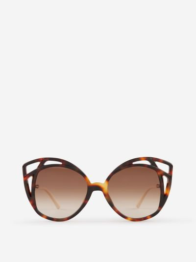 Isler Cat Eye Sunglasses