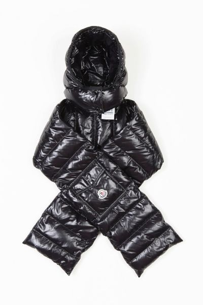 Padded Hooded Scarf