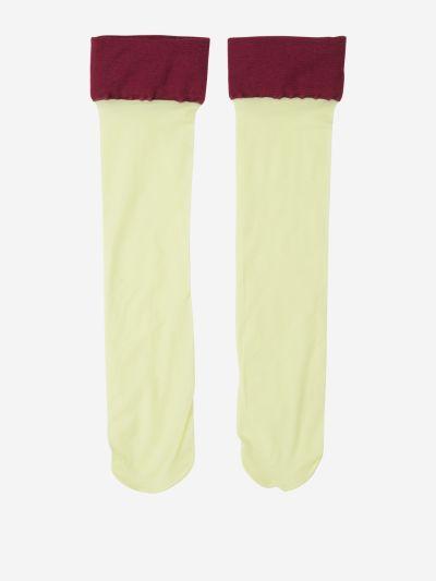 Calcetines Bicolor