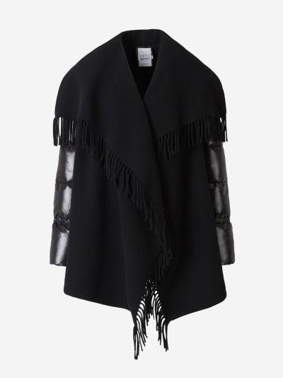 Mantella Wool Coat