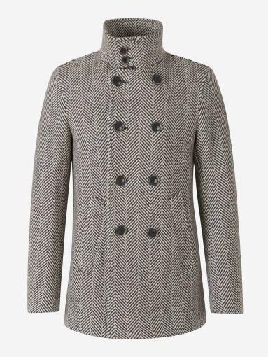 Wool Resort Coat