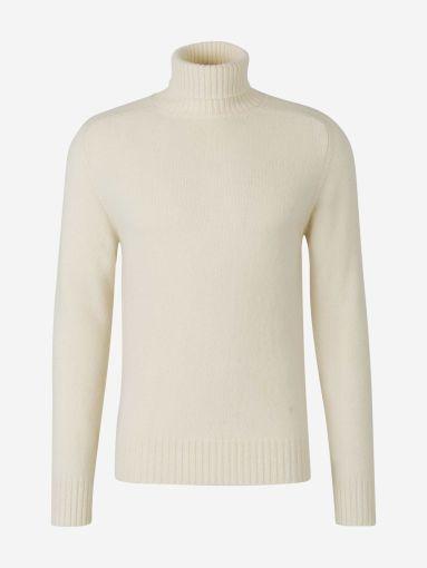 Jersey Cuello Vuelto Cashmere