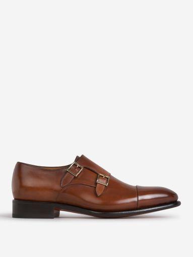 Zapatos Doble Hebilla