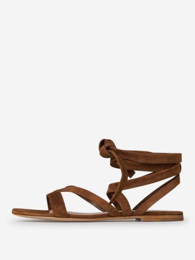Camoscio Texas sandals