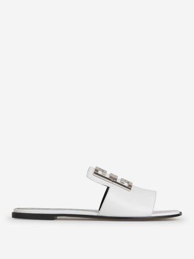 Flat 4G Sandals