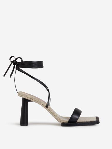 Les Carrés Ronds Sandals