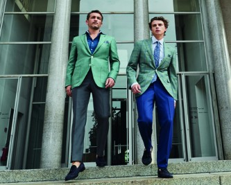 Pop-up Isaia Santa Eulalia