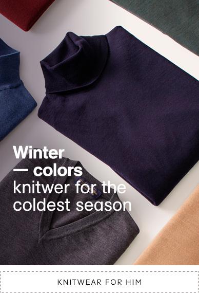 Knitwear for him Santa Eulalia