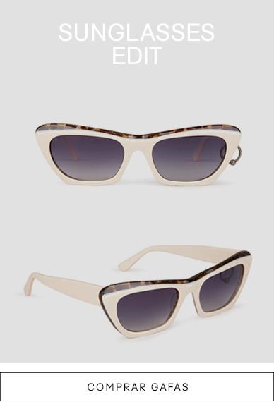 Gafas de sol para ella en Santa Eulalia