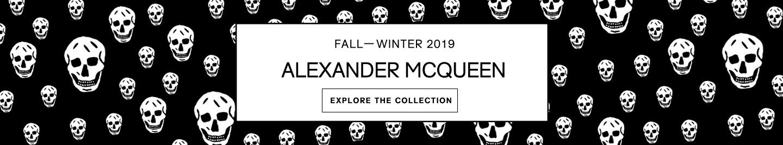 Alexander Mcqueen for him