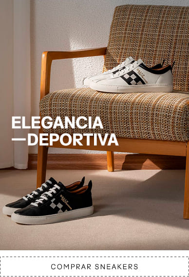 Sneakers para él Santa Eulalia