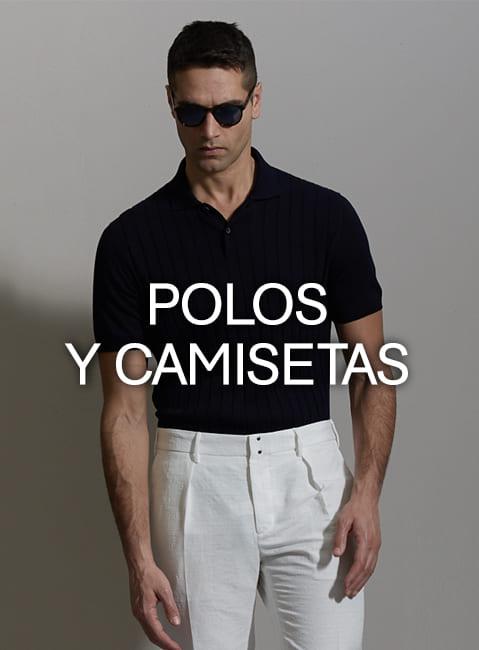 Polos y Camisetas de Hombre