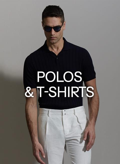 Men's Polos & T-shirts