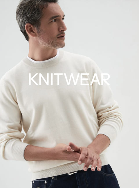 KNITWEAR FOR HIM
