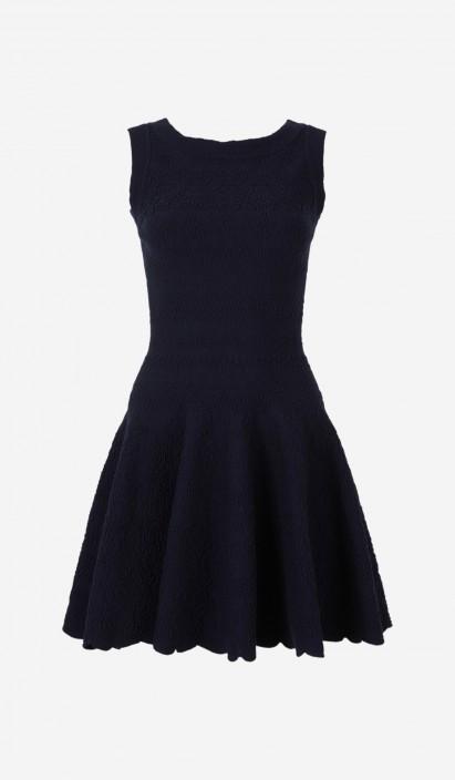 Jacqard Dress