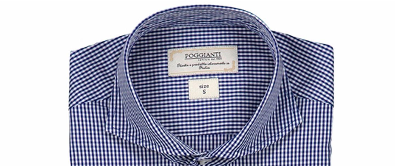 camisas algodón